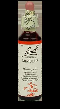 Flesje Bach Bloesem Mimulus