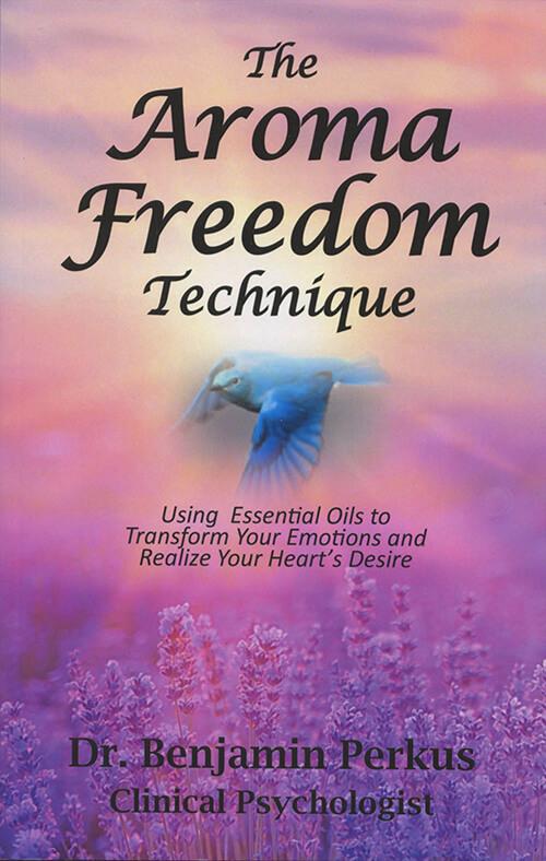 Boek Aroma Freedom Technique boek